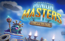 Minion Masters Early Access Steam Key Giveaway (More keys)