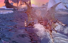 Neverwinter's Sea of Moving Ice Heading To Consoles Jan. 17
