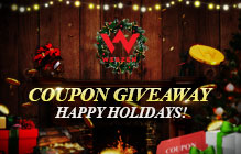 Webzen Christmas Gift Pack Giveaway