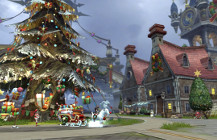Dragon Nest 2nd Awakening Update Adds New Content And, Of Course, Holiday Event