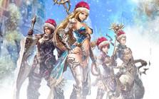 Twin Saga & Echo Of Soul Kick Off Holiday Celebrations