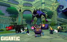 Gigantic Open Beta Launches Today On Windows 10 And Xbox One