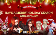 OGPlanet Celebrates The Holidays In All Its Games