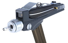 Win An Original Series Phaser Universal Remote From Star Trek: Alien Domain