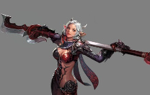 "TERA's ""Lunar Dancer"" Is A Moonlight Powered Castanic"