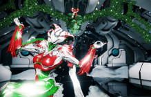 Celebrate Tennobaum In Warframe And Help Out Kids