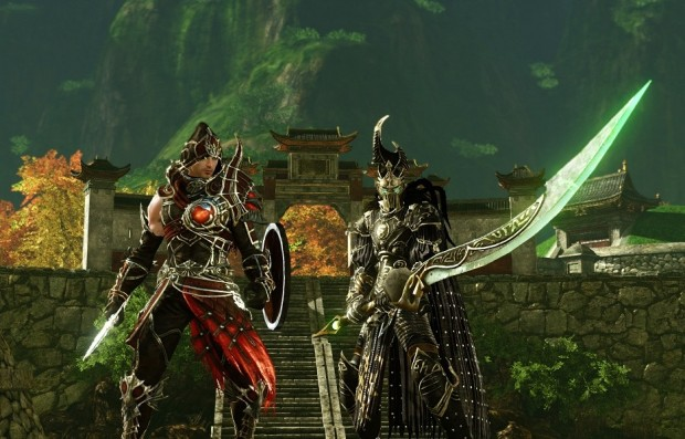 ArcheAge swords