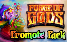 Forge of Gods Promote Pack Giveaway (Steam)