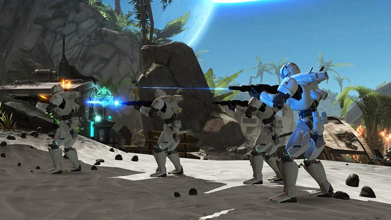 Interview: Update 5 1 And The Evolution of SWTOR's Galactic