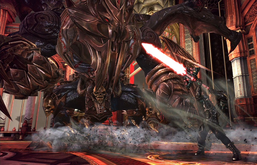 TERA's Broken Prison Update Sends Players To Evil God Jail