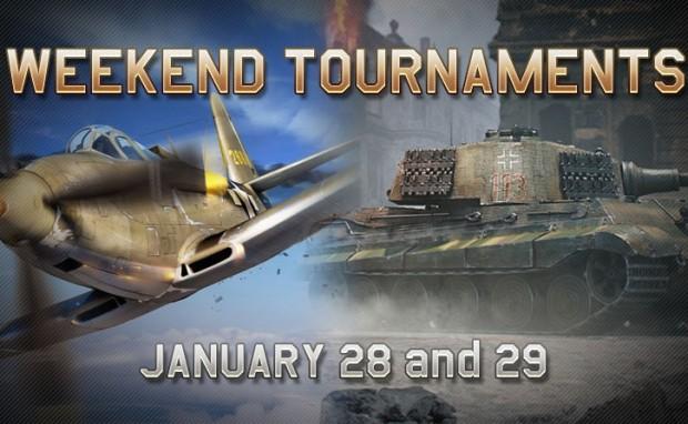 War Thunder Tournaments