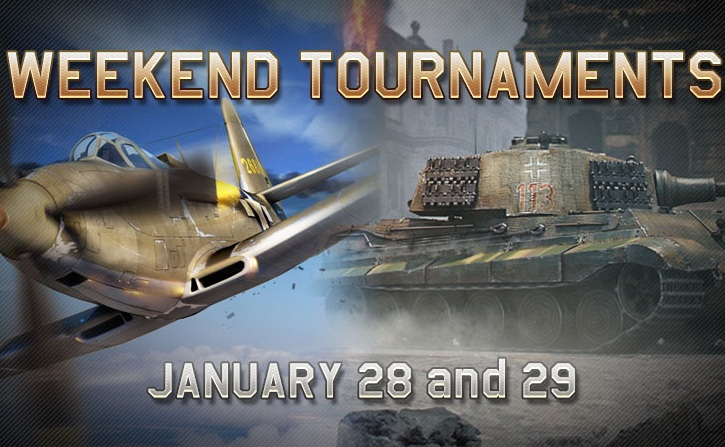 War Thunder Puts On Weekend Tournaments For Loot And Glory