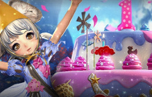 Blade & Soul Celebrates 1st Anniversary With Fireworks And Cupcakes