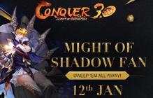 Conquer Online Gets New WindWalker Class January 12