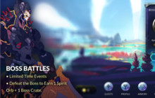 Duelyst Testing Boss Battles and Taking Daily Challenges Offline