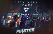 """Fractured Space Reveals New Pirate-Themed DLC """"Aaaarrrrgggghhhh!"""""""