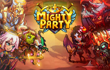 Tactical Card Online RPG Mighty Party Heads To Steam