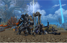 Neverwinter Changes Up Dailies with River District in Upcoming Update