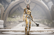 Paragon Update Introduces New Melee Carry Hero