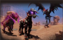 Riders Of Icarus Update Adds Sandstorm Field Raid Boss