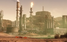 Armored Warfare Shows Off Chemical Plant Map