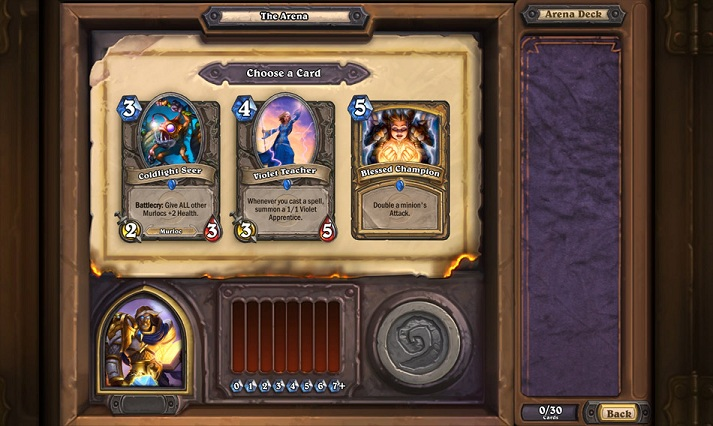 Hearthstone Arena Tipps