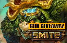SMITE Kuzenbo and Fafnir God Giveaway
