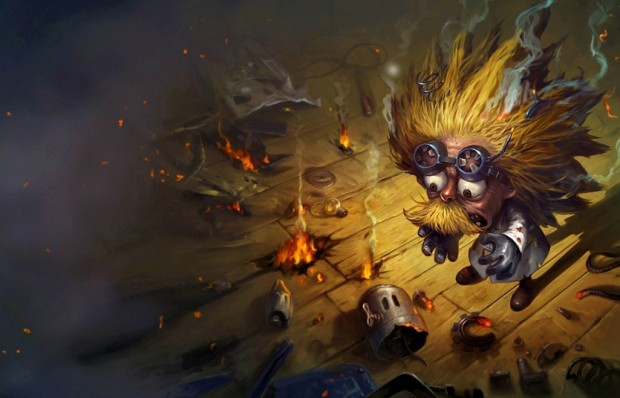 League of Legends Heimerdinger