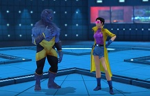 Beast and Jubilee Add Some Color To Marvel Heroes' Roster