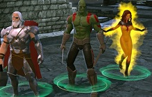 Marvel Heroes Changes Up Summoned Allies' Damage