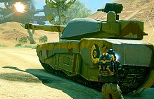 PlanetSide 2's Combined Arms Initiative Tasked With Making Vehicles More Useful