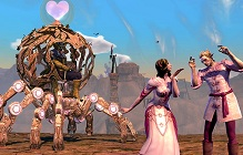 Celebrate Valentine's Day In Your Favorite F2P Games With Events, Sales, And Postcards