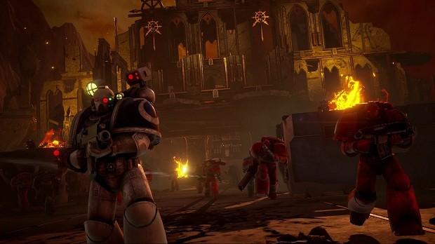 WH40K Eternal Crusade Space Marines