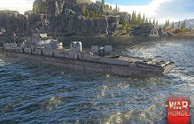 War Thunder Begins Weekly Pre-Beta Testing For Naval Forces
