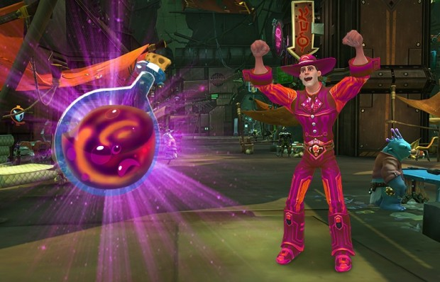 WildStar Magic Fun Stuff Dye
