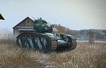 World of Tanks Blitz Celebrates 80 Million Downloads With French Tanks