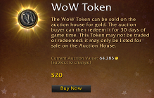 You Can Now (Effectively) Make Hearthstone Or Heroes of the Storm Purchases With WoW Gold