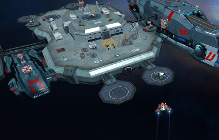 Space Shooter MMO Astro Legends Enters Crowd Funding