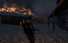 Latest Gloria Victis Update Lets You Burn Down Your Neighbor's Town