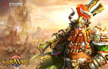 Reality Squared Games' God Wars Launches Closed Beta