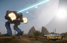 mechwarrior online feat