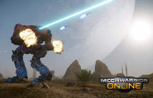 MechWarrior Online Gets New Supernova Mech