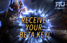 MU Legend Closed Beta Test Key Giveaway