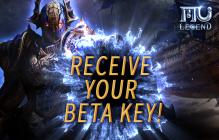 MU Legend Closed Beta Test Key Giveaway