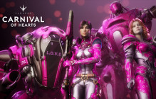 Paragon Goes All Pink For Valentine's Day