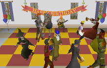 "Jagex Celebrates RuneScape ""Old School"" Anniversary With In-Game Events"