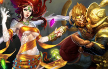 SMITE Tactics Update Introduces The Chinese Pantheon