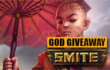 SMITE Season 4 Vamana/Divine Protector God Giveaway