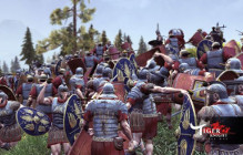 The Romans Are Coming to Tiger Knight: Empire War