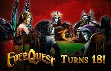 EverQuest Celebrates 18th Anniversary With Free Heroic Character, New Missions, and More!